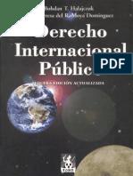 Derecho Internacional Público - MARIA TERESA MOYA DOMINGUEZ