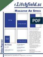 Litchfield Magazine Ad Specs