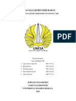 Manajemen Perubahan Pt Indosat Tbk