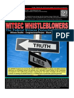 Witsec Whistleblowers
