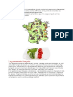 Dans ce blog on cherchera à vous amèner dans le monde de la gastronomie française et de la gastronomie italienne à travers les différences et les points de rencontre