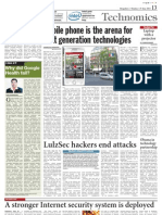 Why Did Google Health Fail - Kapil Khandelwal - A Dose of IT - DC - 27 June 2011 Page 13