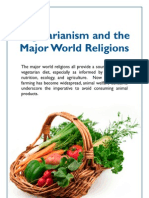 Vegetarianism and World religions