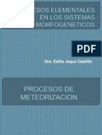 Clase IV Meteorizacion