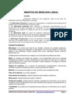 Instrumentos de Medicion Lineal Evaluacion 01