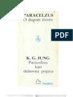 Karl Gustav Jung - Paracelzus Kao Duhovna Pojava