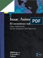 El Monstruo Subatomico - Isaac Asimov