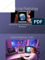 the advantages of digitalizing radiology xp