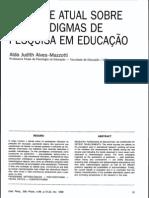 O Debate Atual Sobre Os Paradigmas de Pesquisa_Mazzotti