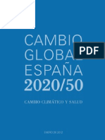 Cambio+Global+Informe+Salud+y+Cambio+Climatico