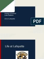Lafayette Presentation