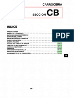 041[Manual] Nissan Tsuru 91-96 - Serie B13 Motor GA16DNE (Suplemento) - Carroceria