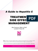 Treatment Side Effect Guide