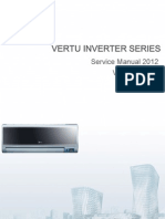 Service Manual for Vertu Inverter Series