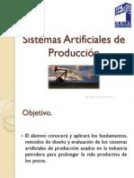 Sistemas Artificiales de Producción clase 1