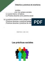 Clase 2-La práctica docente como práctica social