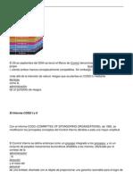 El Informe Coso i y II