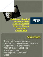 T23 - Theory of Planned Behaviour