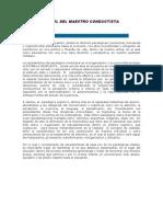 28566526 El Rol Del Maestro Conductista y El Rol Del Masescro Constructivista