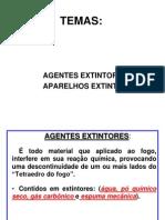 Agentes e Aparelhos Extintores