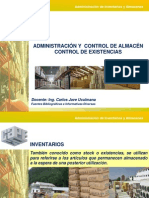 3.- CAPECO - CURSO CONTROL DE ALMACÉN - SISTEMA ABC