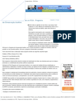 A importância e necessidade de um PCA - Programa de Conservação Auditiva - DDS Online