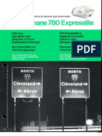 Holophane Expresslite Series Brochure 7-73