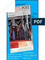 Varsity Post Issue Two