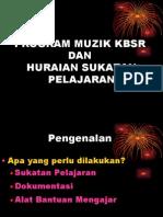 Program Muzik Kbsr