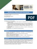 EscenariosyPlaneamientoEmpresarial2013