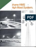 Holophane HMS High Mast System Brochure 8-73