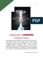 ESPACIO-TIEMPO- ¿COSMOLOGIA vs COSMOGONÍA