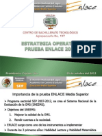 Estrategia ENLACE 2013.ppt