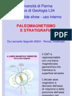 Geologia OIT 3 Slide Show Paleomagnet