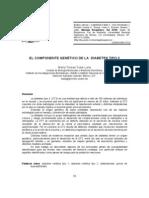 DM2 Genomica