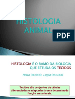Histologia Animal 1