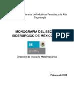 Monografia Sector Acero