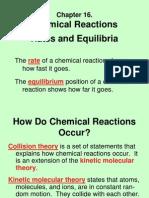 chm131 16 rates equilibrium