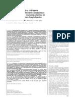 Levofloxacino oral frente a ceftriaxona y a amoxicilin clavulánico... 2000