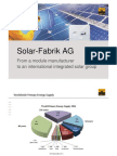 From Silicon to Solar Power