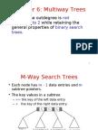 Multiway Tree