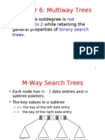 Multiway Tree