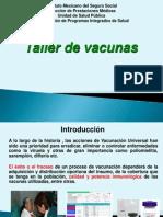 4. Taller de Vacunas 2011