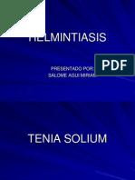 HELMINTIASIS