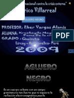 Diapositivas Agujero Negro