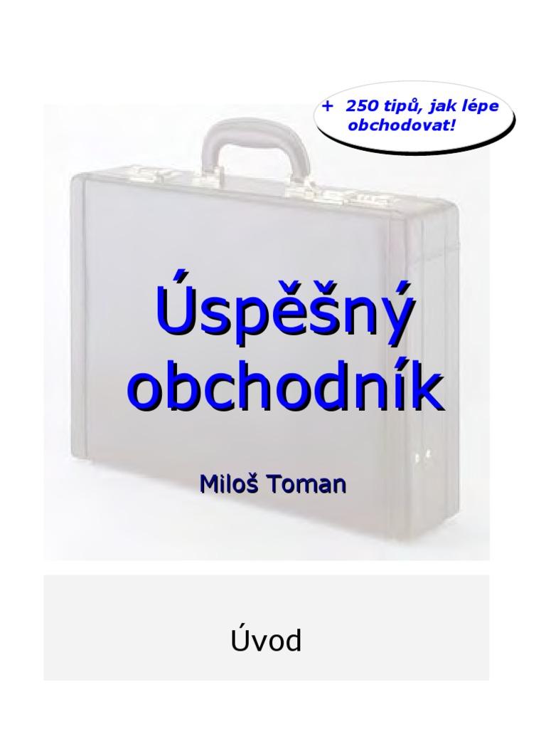 Milos Toman - Uspesny obchodnik a54a6cf5d5d