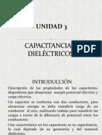 Capacitancia y Dielectricos-2012