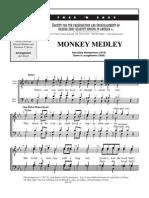 Monkey Medley