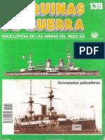 Maquinas de Guerra 139 - Acorazados Policalibres