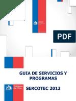 Guia de Servicios Sercotec
